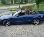 Mustang Roush 427 / Patrick Lavoie