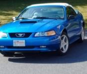 Michel Patry / Mustang GT 2000