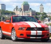 Mustang 2011 / Bertrand Leblond