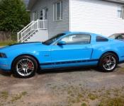 Mustang GT 2012 / Georges Bertrand