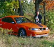 Mustang Mach 1 2004 / Robert Bélanger