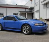 Clément Bédard, webmaster / Mustang Mach 1 2003