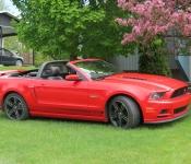 Alain Bolduc / Mustang GT/CS 2013