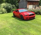 Pierre Caron / Mustang Boss 302 2013