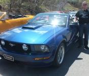 Mustang GT 2006 / Robert Régimbald